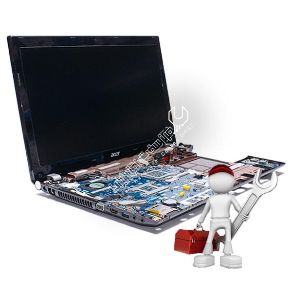 تعمیرات تخصصی لپ تاپ ایسر