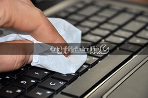 مراقبت از لپ تاپ
