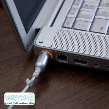 شارژ کردن لپ تاپ