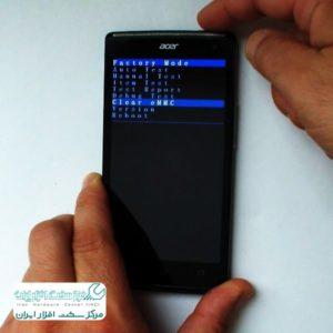 تعمیرات موبایل ایسر ACER در تهران